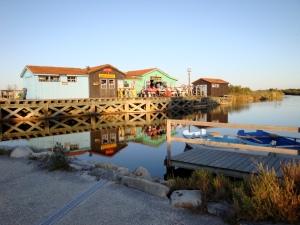 Port des Salines á Oléron eyjunni